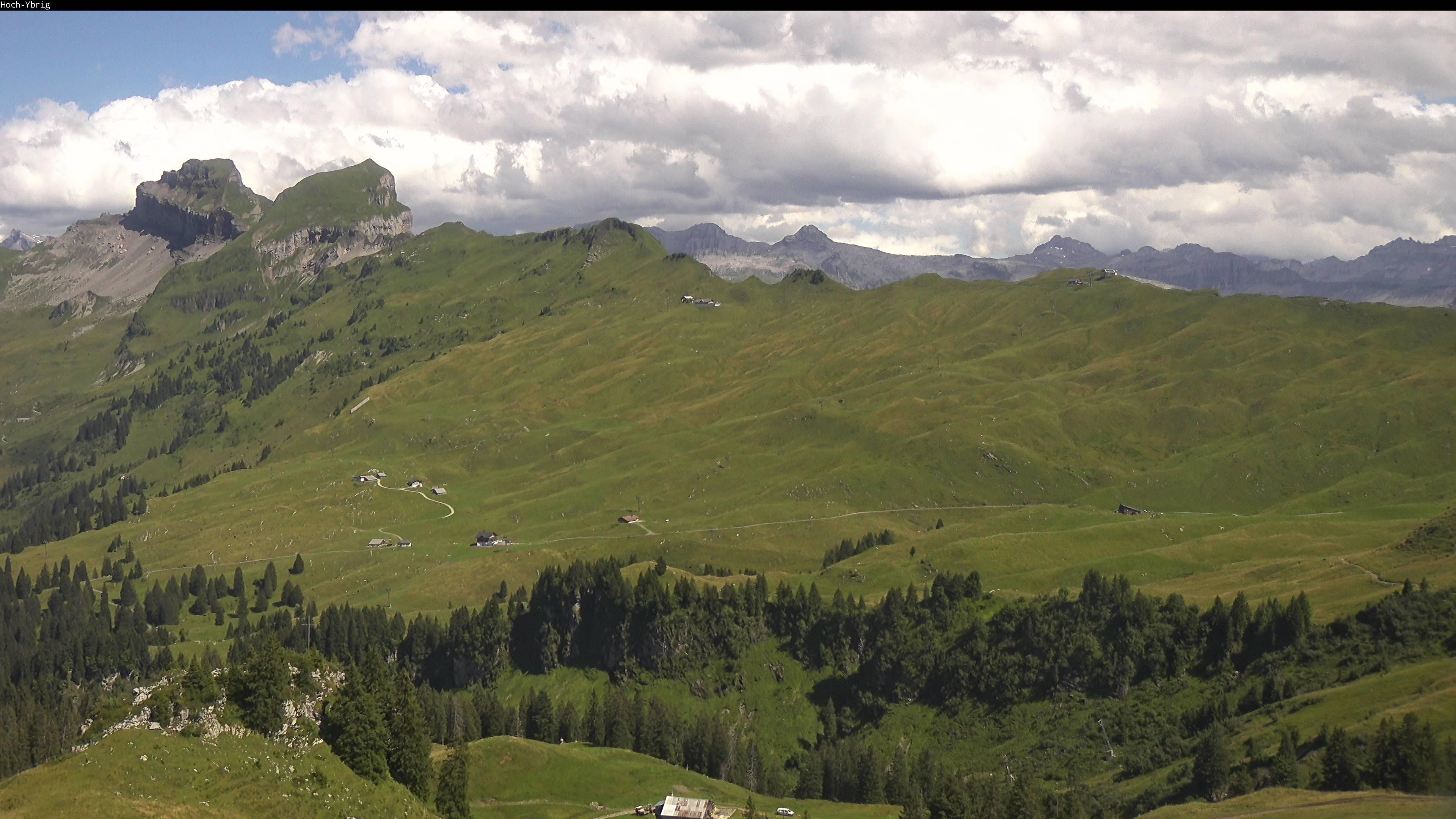 Hoch-Ybrig webcam - Laucherenstoeckli